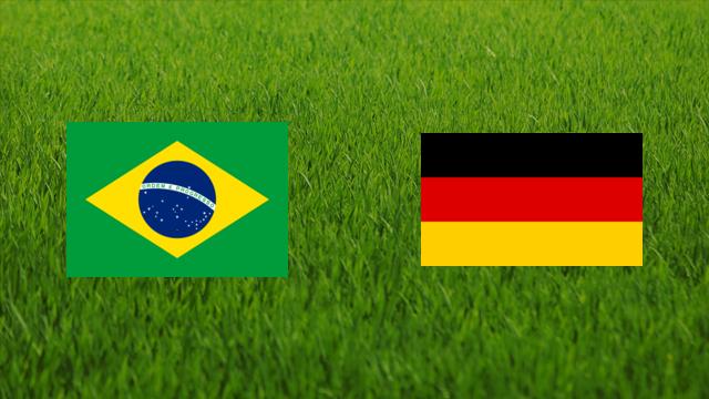 مباراة البرازيل والمانيا اليوم