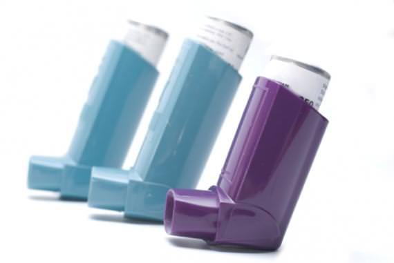 quais sao os tipos de bombinhas para asma