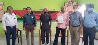 उत्तर प्रदेश भारत स्काउट एवं गाइड की कार्यकारिणी की हुई बैठक | #NayaSaveraNetwork