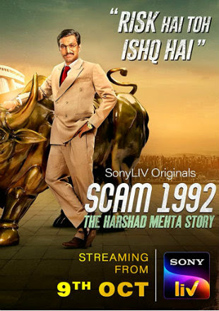 Scam 1992 The Harshad Mehta Story 2020 (Season 1) All Episodes HDRip 720p