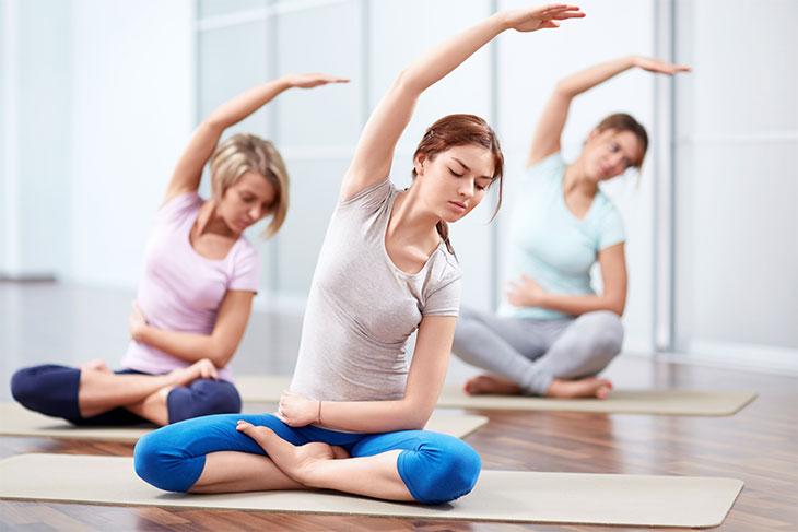 thảm tập yoga tốt