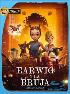 Earwig y la Bruja (2020) BRRip [1080p] Castellano [GoogleDrive] PGD