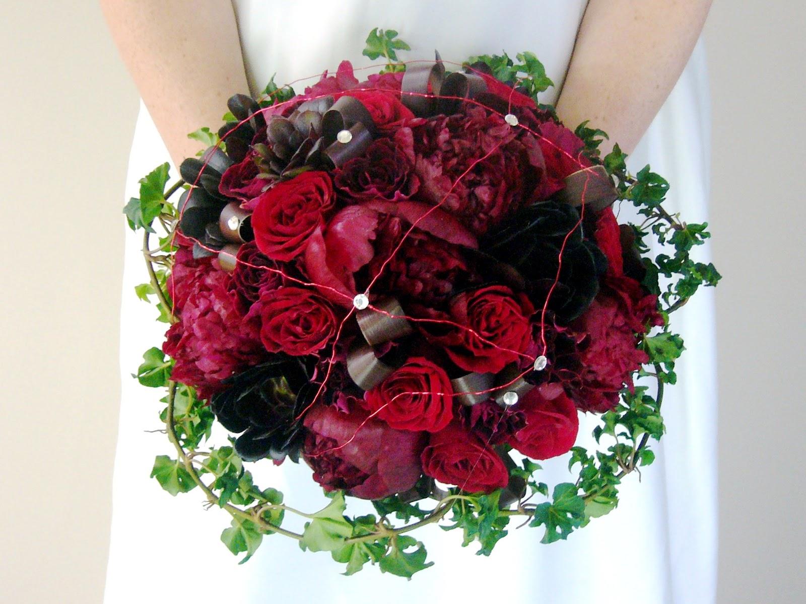 Wedding Style: 'Posy Wedding Bouquets