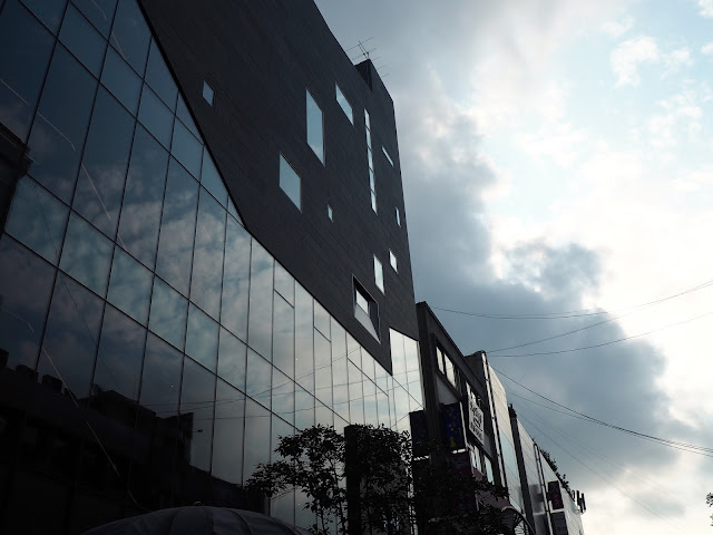 Piff Square building in Nampo-dong, Busan, South Korea