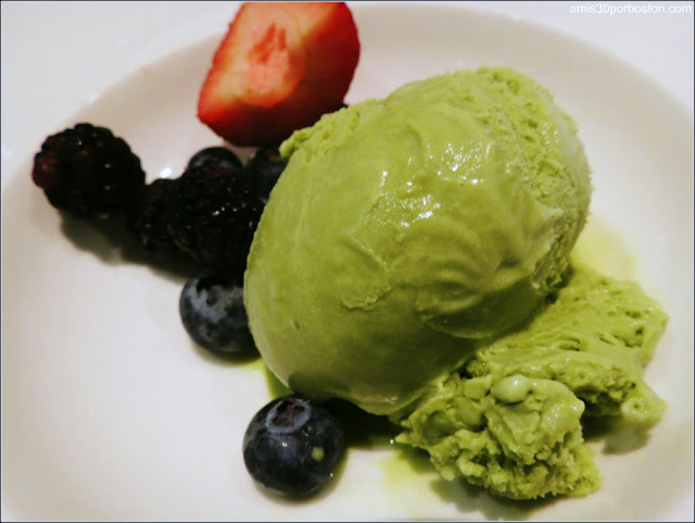 Dine Out Boston Marzo 2016: Oishii Green Tea Ice Cream $6