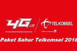 Murah !!! Begini Cara Daftar Paket Sahur Telkomsel 2018