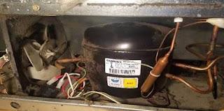 أسباب حرق موتور الثلاجة