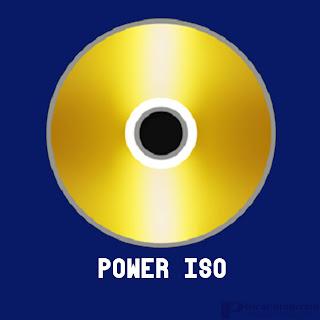 Cara Membuat File ISO dengan Power ISO
