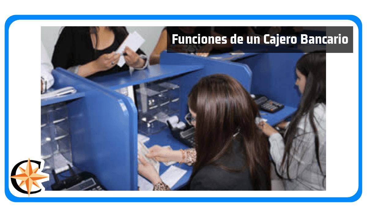 Funciones de un Cajero Bancario