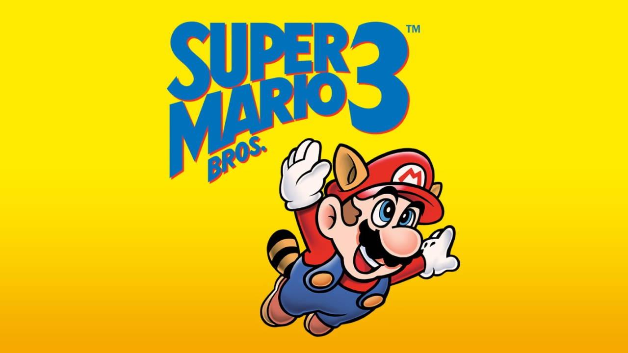 Super Mario 3