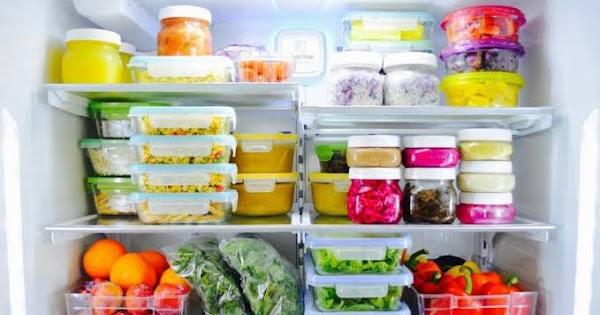 Cara Menyimpan Makanan Dalam Kulkas Agar Tahan Lama