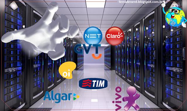 Movimento Internet Sem Limites, Franquia de dados Limitada, Banda Larga, ANATEL, Claro, OI, Vivo, TIM, Terra de Nerd,