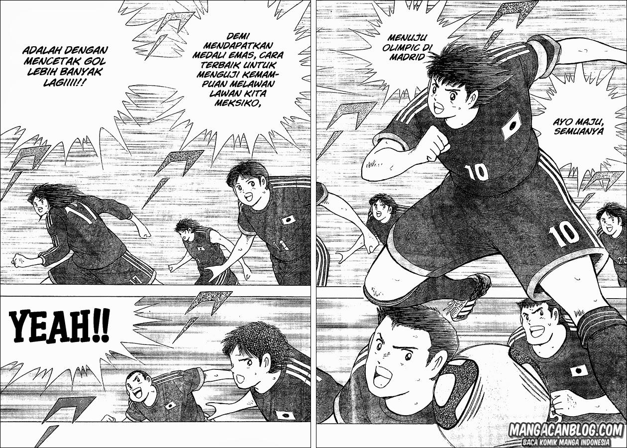 Captain Tsubasa – Rising Sun Chapter 07-11