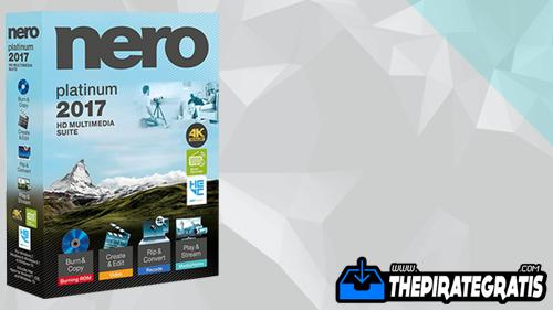 Download Nero 2017 Platinum Português-BR + Serial via Torrent