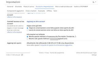 Accesso Gmail