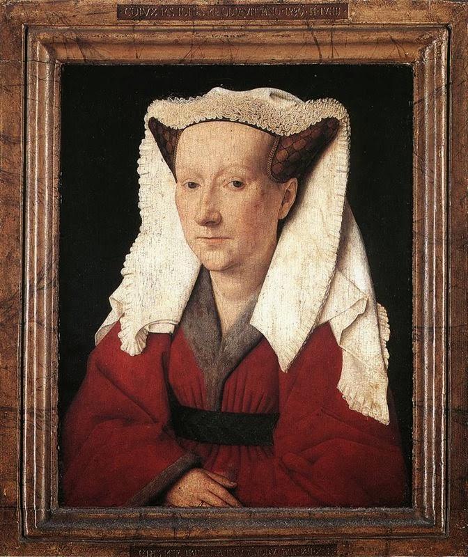 Истории от Искуссницы: Ян ван Эйк - мастер портрета