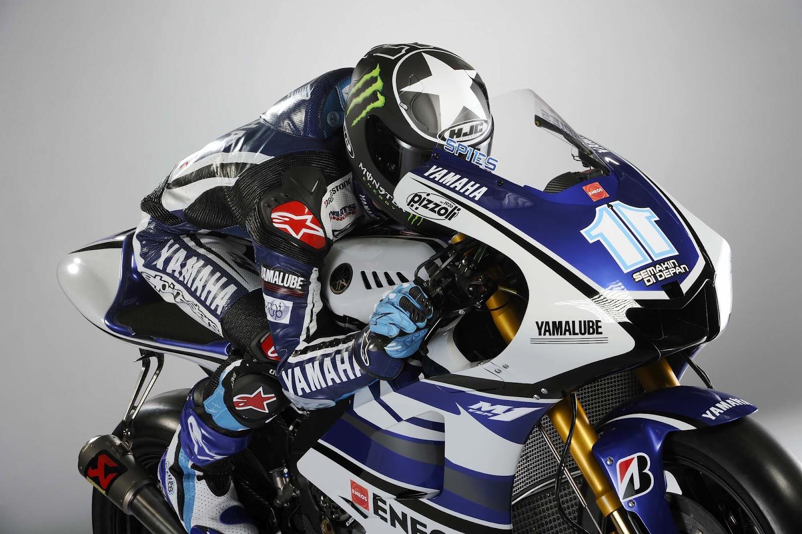 Foto Ben Spies Yamaha FR 2012 Hebat Zona Wallpaper Copas