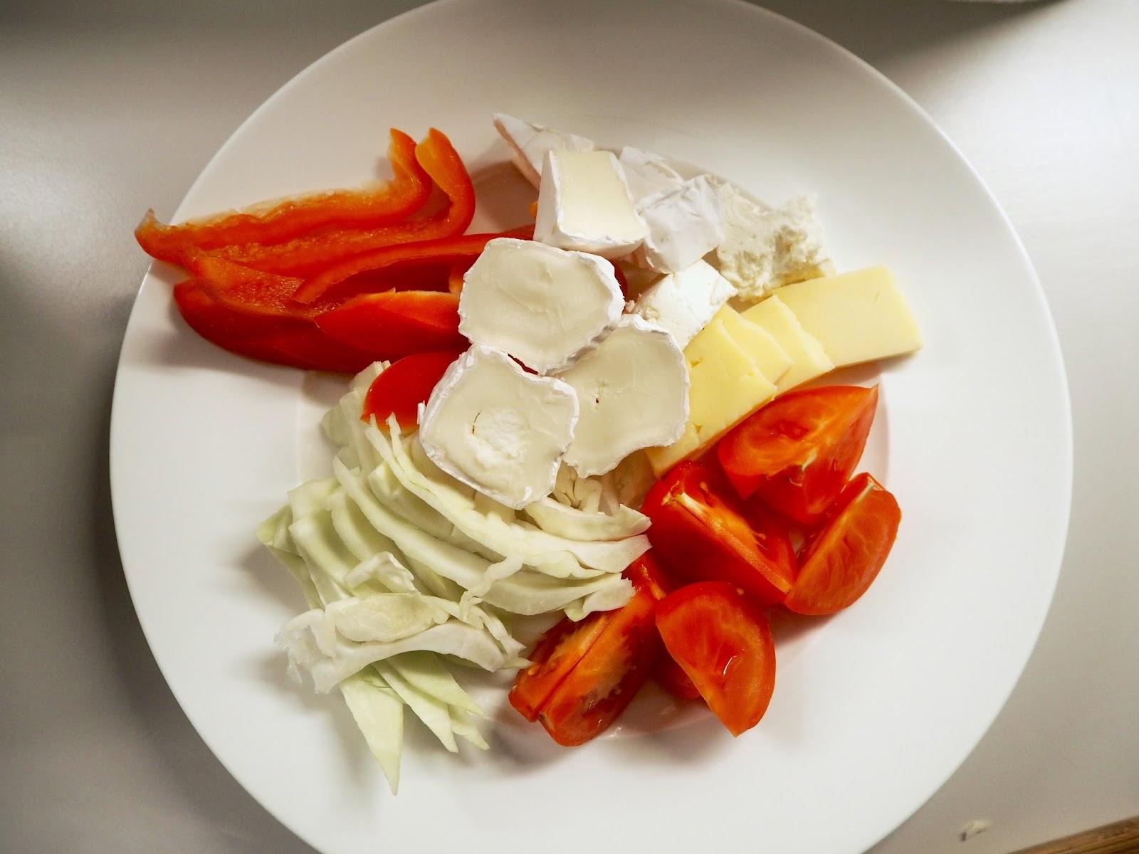 FOOD DIARY 11