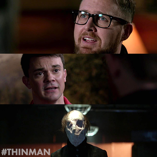 Supernatural 9x15 - #thinman