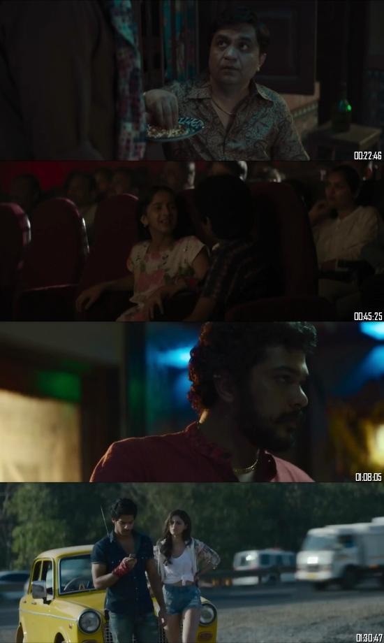 Khaali Peeli 2020 Hindi 480p WEB-DL 300mb