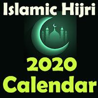 Islamic Calendar 2020 - Hijri Calendar 2020 Apk free for Android
