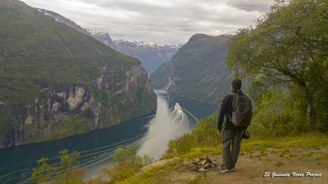 Fiordo Geiranger - Noruega por El Guisante Verde Project