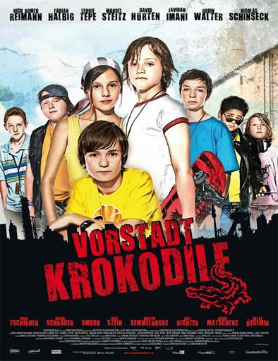 Poster de Los cocodrilos
