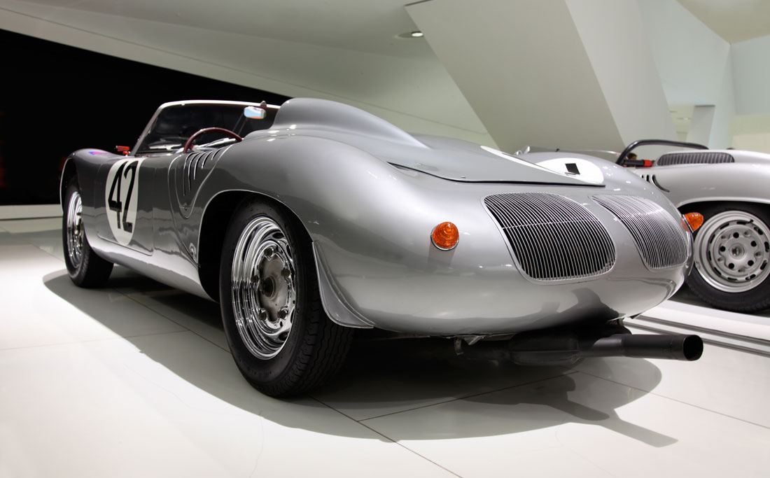 1960 Porsche 718 RS60 Spyder