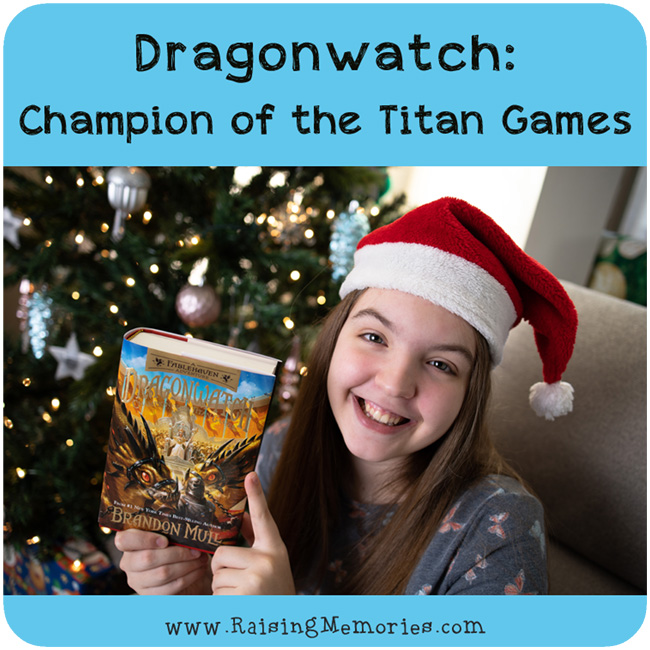 Dragonwatch: Champion of the Titan Games