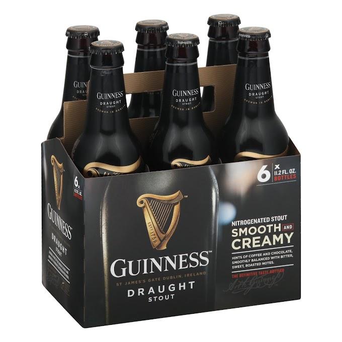 Daftar Harga Beer Guinness Terbaik Tahun 2020