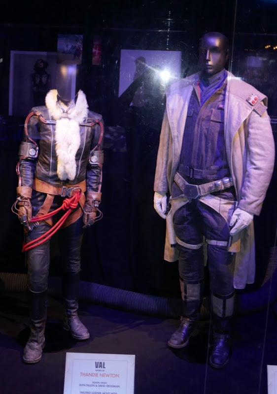 Val Beckett costumes Solo Star Wars