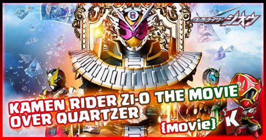 Kamen Rider Zi-O The Movie Over Quartzer Subtitle Indonesia (Movie)