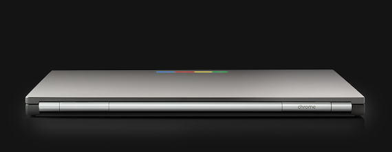 Google chromebook pixel Aluminium Finish Body with a new Design