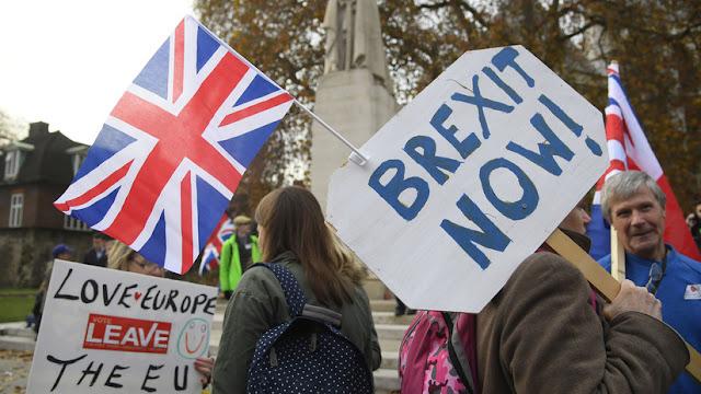 """Todos los países de la Unión Europea apoyan el borrador del """"Brexit"""""""
