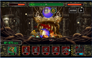 Download Game Metal Slug Attack V1.17.0 MOD APK ( Infinite AP )
