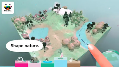 Toca Nature v2.0 APK + FULL OBB DOWNLOAD NOW