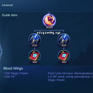 penjelasan lengkap item mobile legends item blood wings