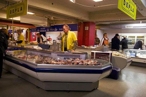 Mercado Kólaportið, El Mercadillo de Reikiavik