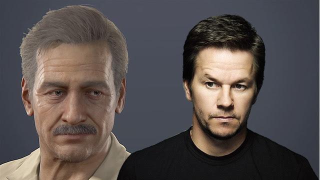"""Mark Wahlberg revela seu visual como Sully em """"Uncharted"""""""