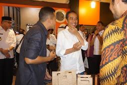 Jokowi Cerita Bisnis Anak: Kalau Enggak Jadi PNS, Bisa Wiraswasta