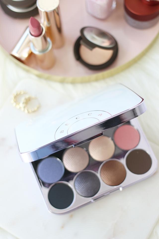 BECCA Pearl Glow Shimmering Eye Palette