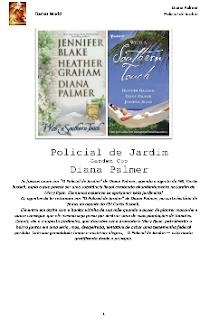 POLICIAL DE JARDIM - Diana Palmer