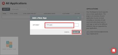 langkah mudah membuat push notifactions