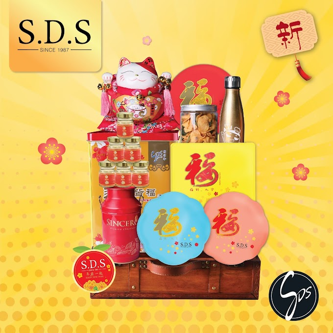 Cherish Relationship To Get Rewarded With SDS Chinese New Years Hampers