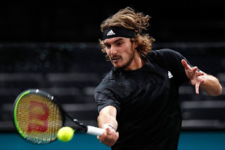 Stefanos Tsitsipas Wiki, Biography, Girlfriend: Who Is He Dating 2020 - Are They Engaged or Married?