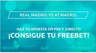 Mondobets promo Real Madrid vs Atletico 12-12-2020