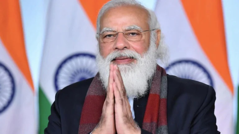 President Ram Nath Kovind and Prime Minister wish everyone Narendra Modi