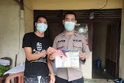Pemuda Kecamatan Menjalin Perangi Penyebaran Virus Corona