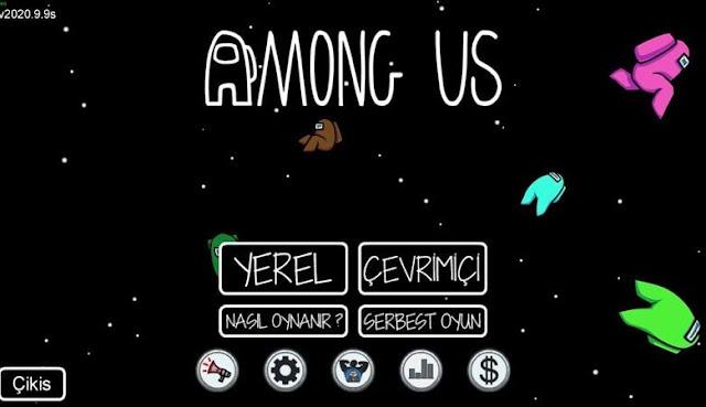 Among Us Türkçe Yama Oyun Full Güncel Sürüm İndir + Kurulum