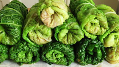Rolat sarma / Cabbage rolls